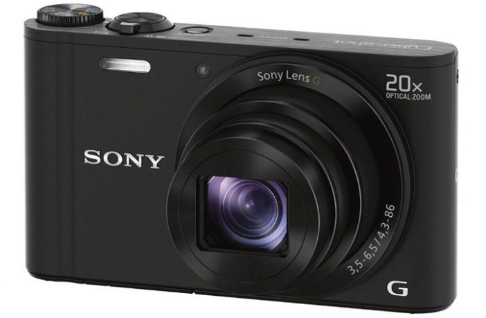 Sony Cyber Shot DCS WX300 recensione
