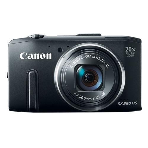 Canon-PowerShot-SX280-HS-fronte