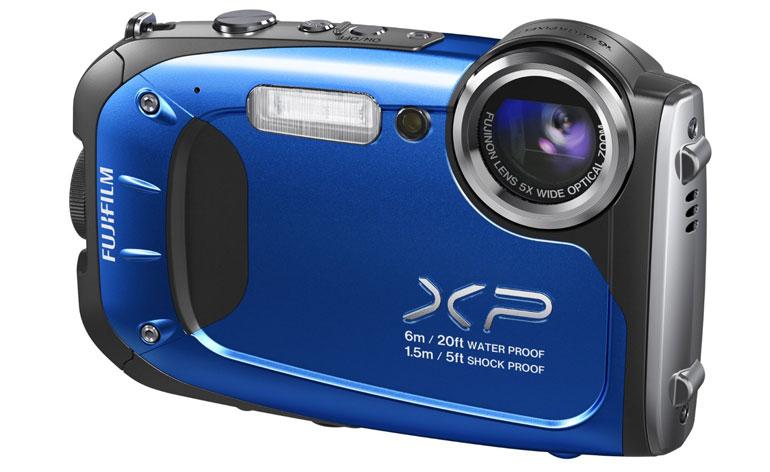 Fujifilm Finepix Xp60 recensione