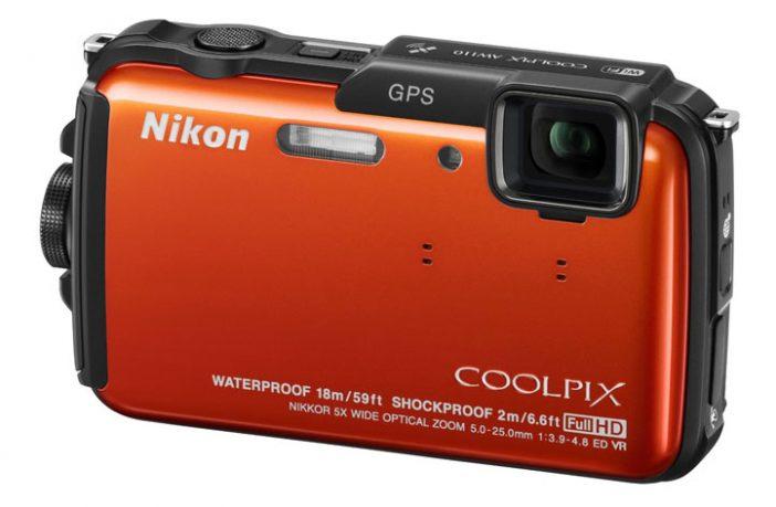 Nikon Coolpix AW110 recensione