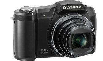 Olympus SZ16 iHS recensione