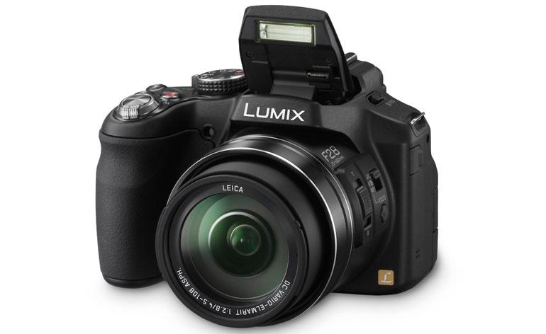Panasonic Lumix DMC FZ200 Recensione