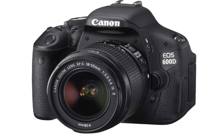 Canon EOS 600D recensione