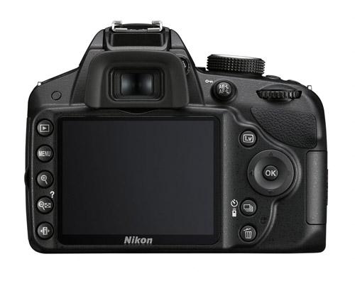 Nikon D3200 retro