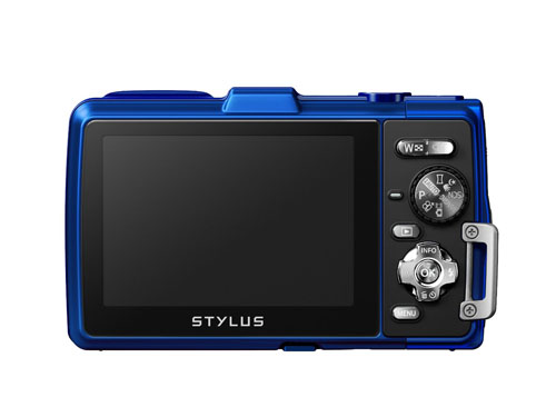 Olympus Tough TG-830 retro