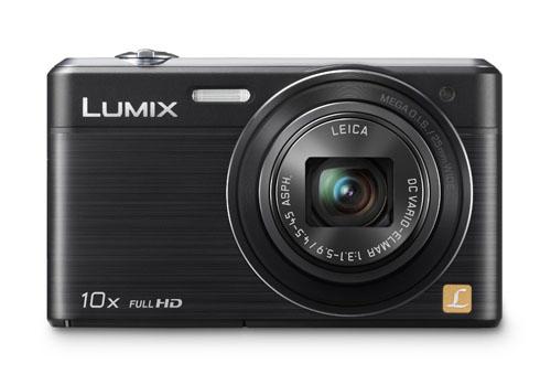 Panasonic Lumix SZ9 fronte
