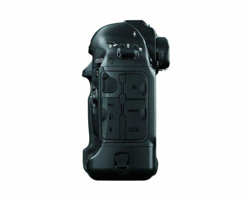 Canon EOS 1D X lato destro