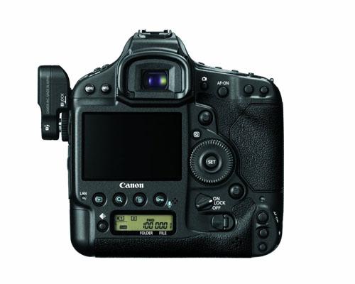 Canon EOS 1D X retro