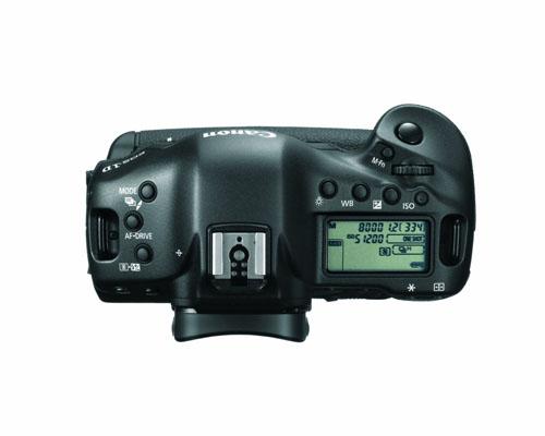 Canon EOS 1D X superiore
