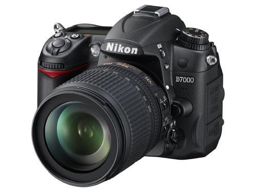 Nikon D7000 fronte