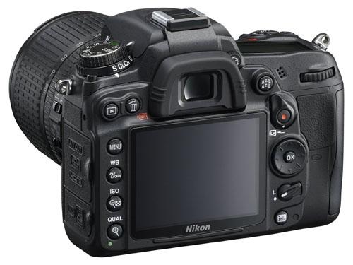 Nikon D7000 retro