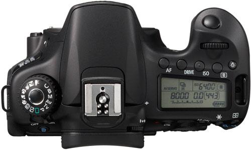 canon eos 60d superiore