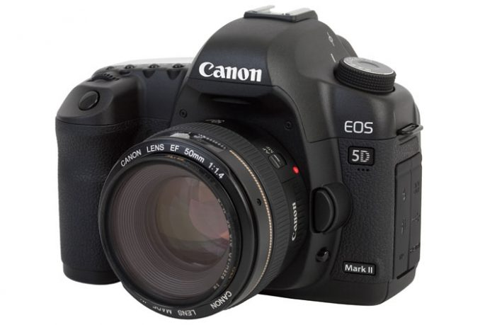 Canon EOS 5D Mark II recensione