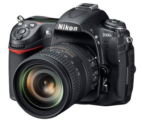 Nikon-D300S-fronte