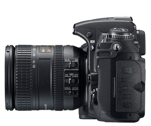 Nikon-D300S-lato