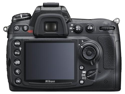 Nikon D300S retro