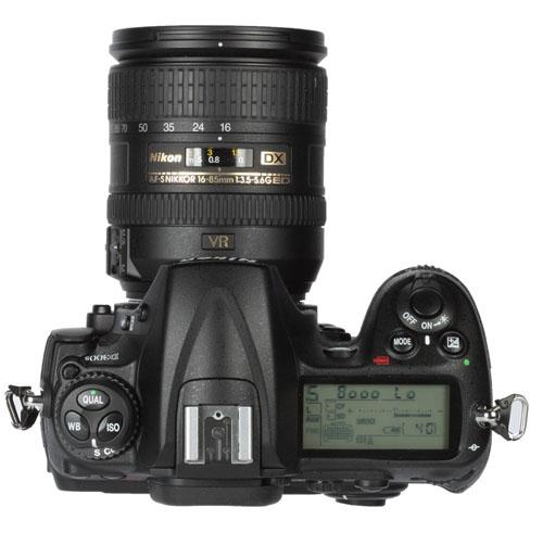 Nikon D300S superiore