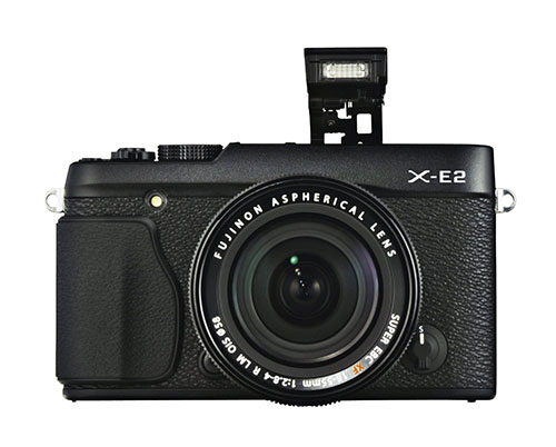 Fujifilm-X-E2-flash