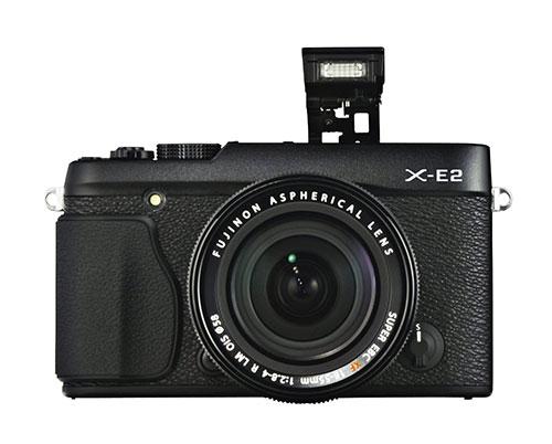 Fujifilm-X-E2-flash