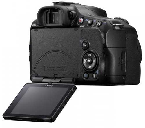 Sony-SLT-A65-display