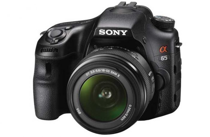 Sony SLT A65 recensione