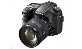 sony a77 recensione