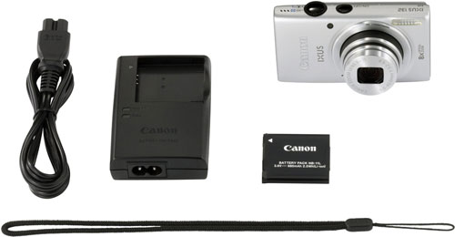 Canon-IXUS-132-contenuto