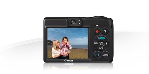 Canon-PowerShot-A1400-display