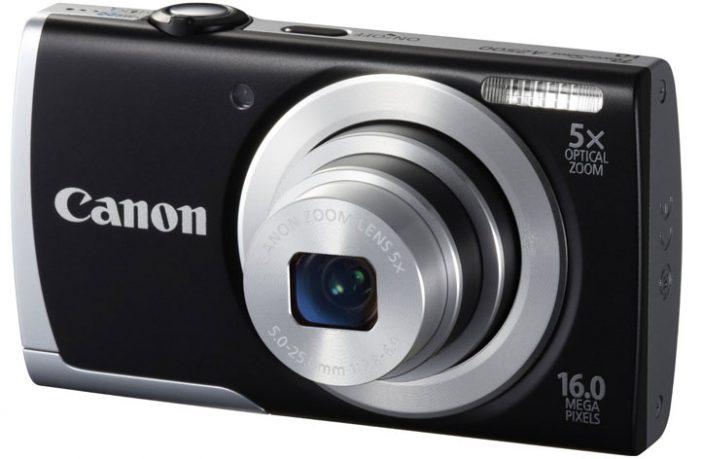 Canon PowerShot A2500 recensione opinioni