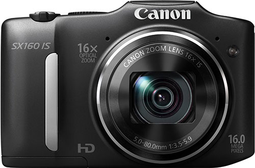Canon-PowerShot-SX160-IS-fronte