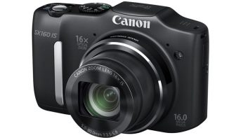 Canon PowerShot SX160 IS recensione