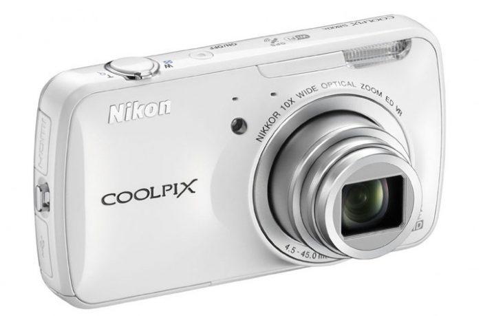 Nikon Coolpix S800c recensione