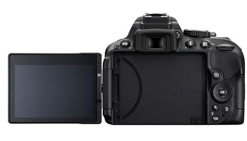 Nikon-D5300-display