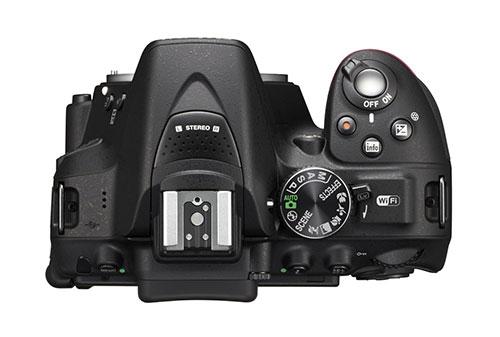 Nikon-D5300-superiore
