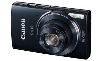 canon ixus 155 recensione