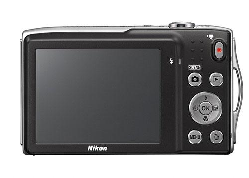 Nikon-Coolpix-S3300-display