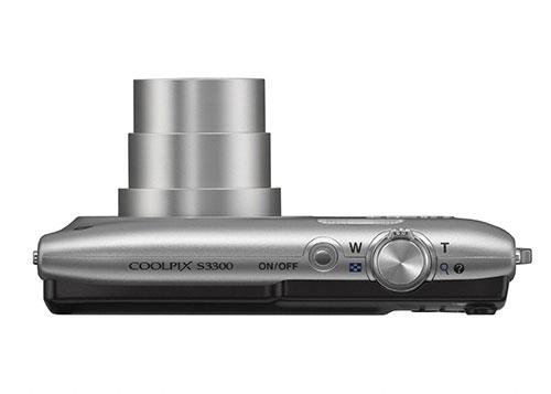 Nikon-Coolpix-S3300-zoom