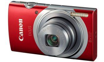 canon ixus 150 recensione