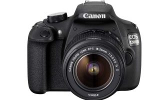 fotocamera canon eos 1200d recensione