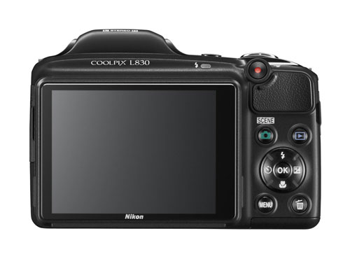 Nikon-Coolpix-L830-display