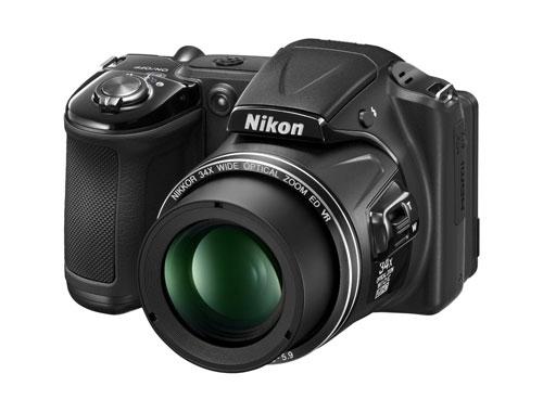 Nikon-Coolpix-L830-fotocamera