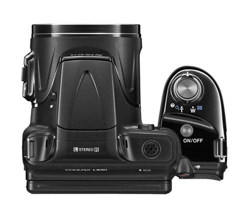 Nikon-Coolpix-L830-superiore