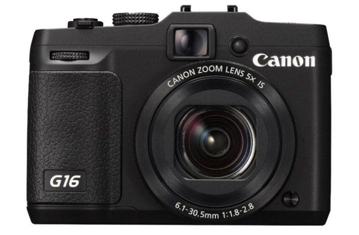 fotocamera compatta Canon Powershot G16 recensione