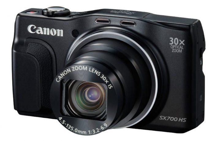 fotocamera compatta Canon Powershot SX700 HS recensione