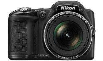 fotocamera compatta nikon coolpix l830 recensione