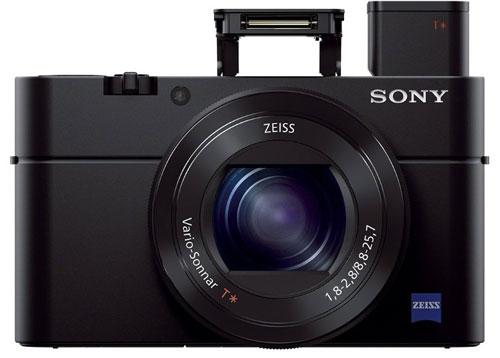 Sony Cyber-shot DSC-RX100 III flash