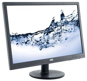 AOC e2460Sh monitor fotografico