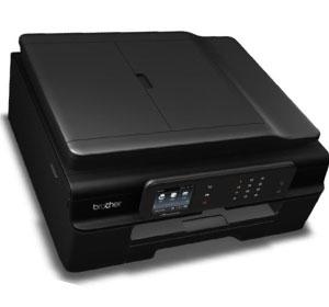 Brother MFC-J870DW Stampante Inkjet Multifunzione a Colori