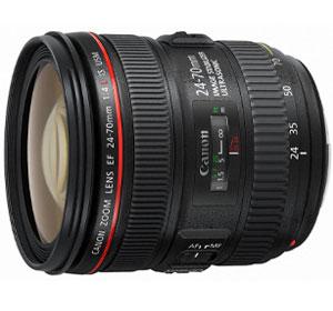 CANON EF 24-70mm f/4L IS USM obiettivo zoom ultrasonico stabilizzato