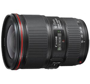 Canon EF 16-35mm f/4L IS USM Obiettivo Ultragrandangolare con Zoom